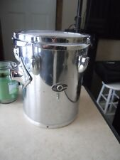 "Slingerland 8"" chrome concert tom drum, RARE, Set-O Matic mount, Amazing Sound"