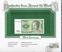 World Banknotes West Germany 1980 5 Mark P 30b UNC Prefix B