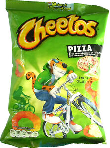 Lays Cheetos Pizza Snacks Full Case 50 packs x 36g