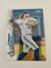 2020 Topps Chrome Bo Bichette RC Rookie Card #150 Blue Jays HOT🔥🔥🔥RC