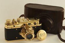 LEICA II D Kriegsmarine German Camera Vintage Camera (fed copy) Great Gift