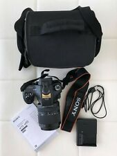 Sony Alpha A57 SLT-A57 Digital Full HD Movie Camera Kit Body Lens