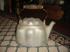 Antique Wagner Ware Sidney Teakettle-1916-Grand Prize Teakettle-8 Quart-LQQK