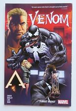 Venom First Host Marvel Graphic Novel Comic Book