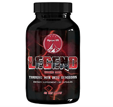 OLYMPUS LABS LEGEND 90 CAPS MUSCLE BUILDER STRENGTH & SIZE