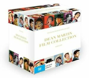 Dean Martin Film Collection (DVD, 10-Disc Set) R4 Brand new sealed - Jerry Lewis