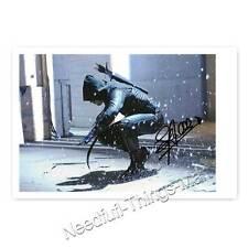 Stephen Amell come Oliver Queen in ARROW (Stagione II) - Autografo carta fotografica [k3]