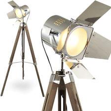 l37r Vintage Design Tripod Stehlampe Stehleuchte Retro Lounge Dreifuss Lampe