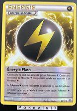 Pokemon Card Energie Flash 83/98 Reverse XY7 Origins Antique Fr