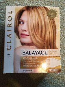 Clairol Balayage Natural Looking Highlights For Light To Dark Blonde