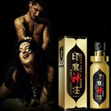 10ml Indian God Lotion Spray For Delay Premature Ejaculation Prolong Sex N2