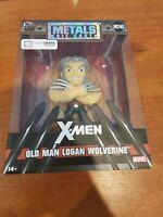 X-Men Old Man Logan Wolverine Metals Die Cast Figure Loot Crate LootCrate NEW!