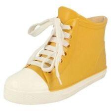Calzado de mujer planos amarillos sin marca