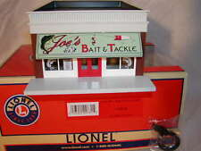 Lionel 6-82010 Joe's Bait and Tackle Shop Building O 027 New 2014 Lighted
