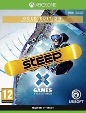 Ubisoft 3307216087960bc - Steep X Games Gold Edition