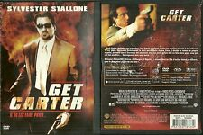 DVD - GET CARTER avec SYLVESTER STALLONE, MICKEY ROURKE, MICHAEL CAINE