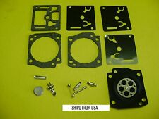 RB-53 CARBURETOR REPAIR KIT FITS ZAMA C3M-K33 ECHO CLS5800 DR120