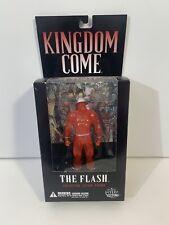 THE FLASH KINGDOM COME  Alex Ross Action Figure  DC Direct NEW