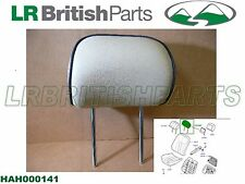 LAND ROVER HEAD REST HEADREST FRONT REAR RANGE ROVER 03-05 OEM HAH000141