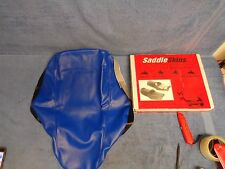 1984-1985 Kawasaki KXT Tecate 250 Seat Cover.Saddle Skins By TravelCade