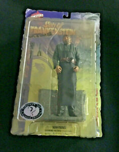 """Ygor SON OF FRANKENSTEIN Universal Monsters Sideshow Toy 8"""" Igor Action Figure"""