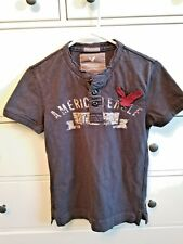 AMERICAN EAGLE OUTFITTERS - BOY'S VINTAGE FIT SHORT SLEEVE SHIRT