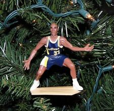 reggie MILLER indiana PACERS basketball TREE xmas NBA ornament HOLIDAY jersey