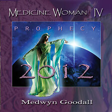 MEDICINE WOMAN 4 - Prophecy - Medwyn Goodall