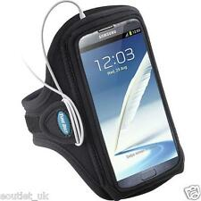Tunebelt AB88 Sport Fitness Armband For Samsung Galaxy Note 2/3, S4 S5 with Case