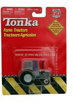 2007 Tonka 60th Anniversary Farm Tractors Red with Silver Wheels Canopy