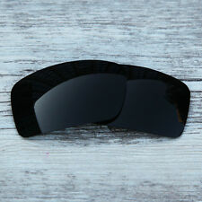 Polarized Replacement lenses For-Oakley Gascan    Black