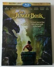 Disney The Jungle Book NS  (Blu-ray/DVD, 2016, Includes Digital Copy)