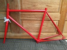 Emblem Fixed Gear Bikes Frame Only .painted the color you pick.48,51 cm only ,