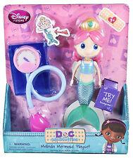 Melinda Mermaid Playset Doc McStuffins Disney Store (Hard To Find)