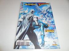 BATMAN & SUPERMAN 5/ CRISE D'IDENTITE/ TBE