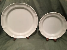 MIKASA FRENCH COUNTRYSIDE Dinner Plate and Salad Plate NOS