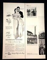 Life Magazine Ad FRESH Cream Deodorant 1953 Ad