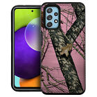 Case For [Samsung Galaxy A32][EMBOSSED DUO SET13] Grip Dual Layer
