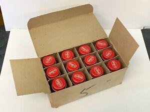 1950's Testors 12 Dark Red Dope Paint Store Display Merchandiser Model