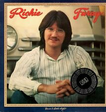 Richie Furay Vinyl LP Asylum Records, 1978, 6E-115, Dance a Little Light ~ VG