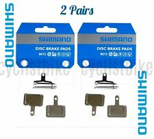 bc6517c9773 Shimano Disc Brake Pads B01s Resin Br-m575 Br-m395 Br-m375 Use