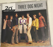 The Best Of Three Dog Night 20th Century Masters The Millenium Collection CD