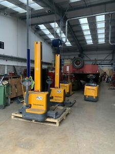 Jungheinrich EMC B10 used electric forklift pallet stacker good condition