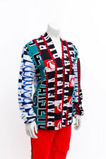 Martin Margiela H&M football soccer / football scarf sweater / jumper wool