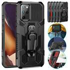 For Samsung Galaxy A11 A10 A20 A30 A50 A70 Case Shockproof Kickstand Clip Case