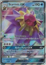 Pokemon Starmie GX 14/68 Hidden Fates mint condition