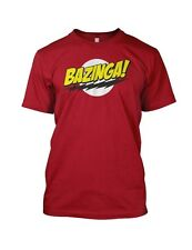 THE BIG BANG THEROY T shirt Cult T.V Show Gift Funny Geek Unisex Tshirt All Size