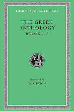 The Greek Anthology: v. 2 by Harvard University Press (Hardback, 1917)