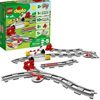 LEGO® DUPLO® - Train Tracks 10882 [New Toy] Train , Toy, Brick