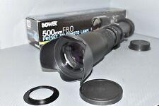 Nikon DSLR DIGITAL fit 500mm  tele lens D3100 D3200 D3300 D3400 D3500 D5500 etc